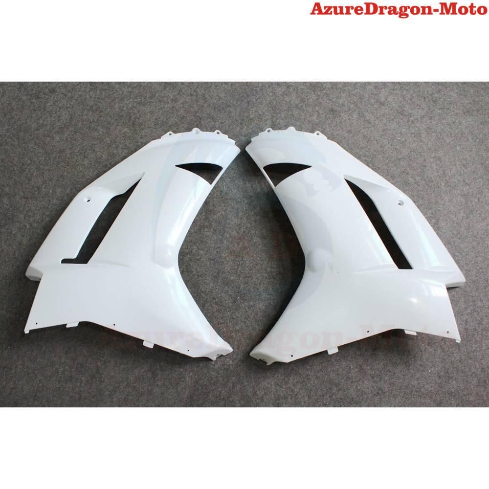 Unpainted-ABS-Injection-Bodywork-Fairing-Kit-Set-For-2007-2008-Kawasaki-ZX6R-636