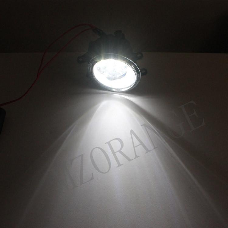 Led Fog Light Lamp For Corolla 2009 2013 Matrix Venza