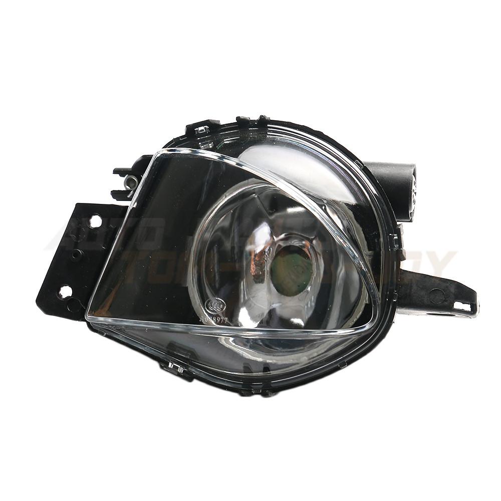 Clear Lens Driving Fog Light Lamp For BMW E90 E91 06-08 325 328 335 Sedan