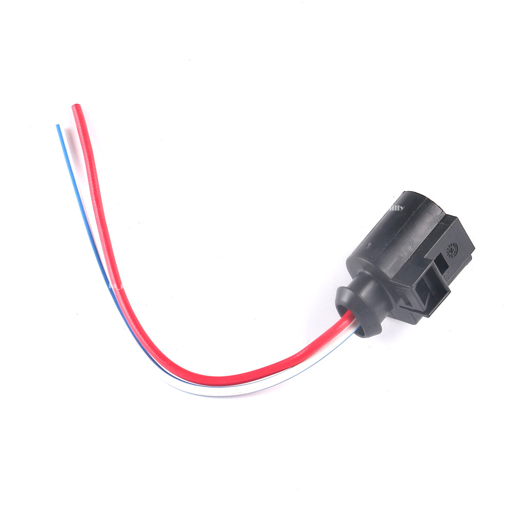 Alternator Plug Pigtail Wiring With 2 Pins For Vw Passat