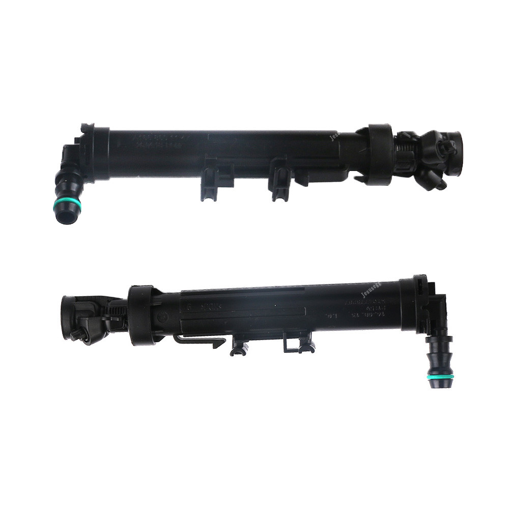 Pair Headlight Washer Nozzle Cylinder Fits Mercedes W166