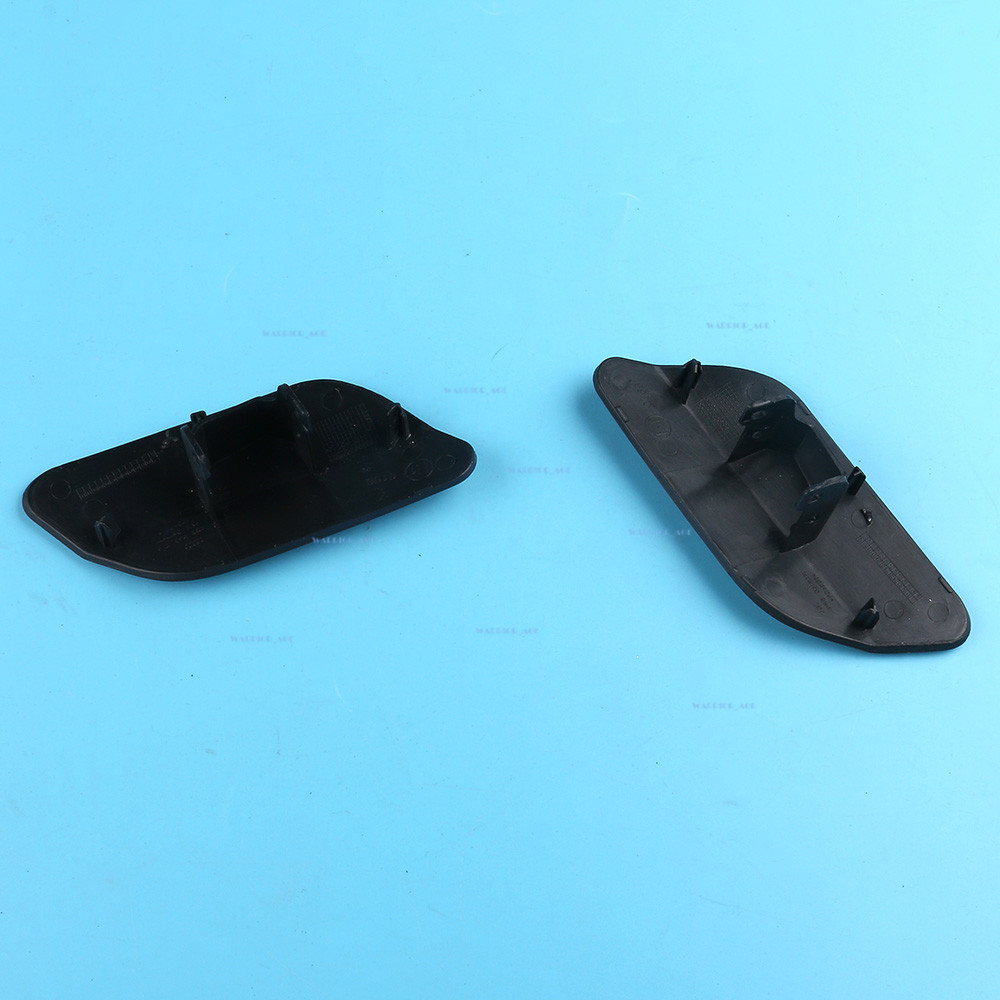 Fit For Audi A7 2011-2015 Left Headlight Washer Cover Cap Unpainted 4G8955275