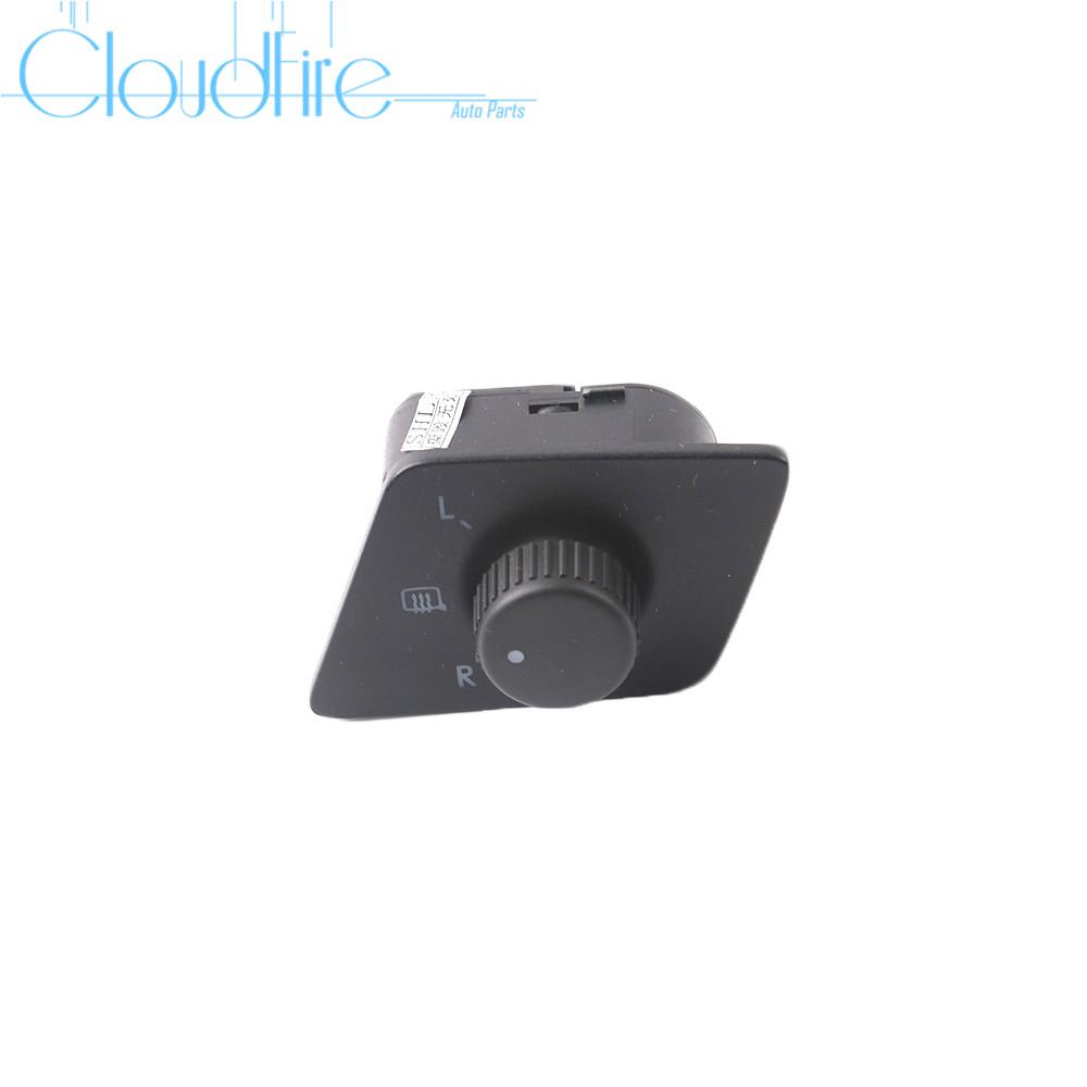 10 pol neu au enspiegel spiegelverstellung schalter. Black Bedroom Furniture Sets. Home Design Ideas