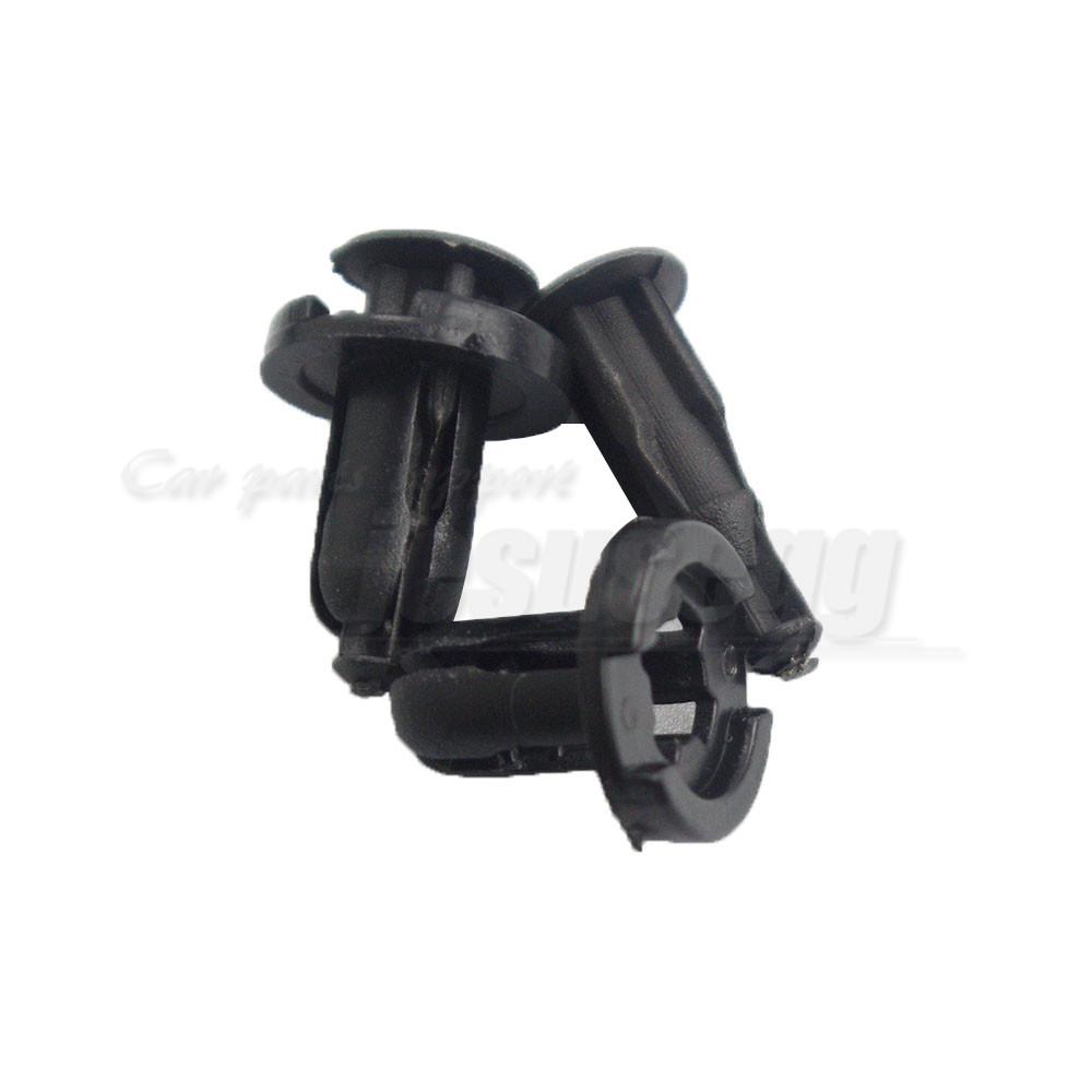 30Pcs 91503-SZ5-003 Front Rear Bumper Nylon Clips Retainer