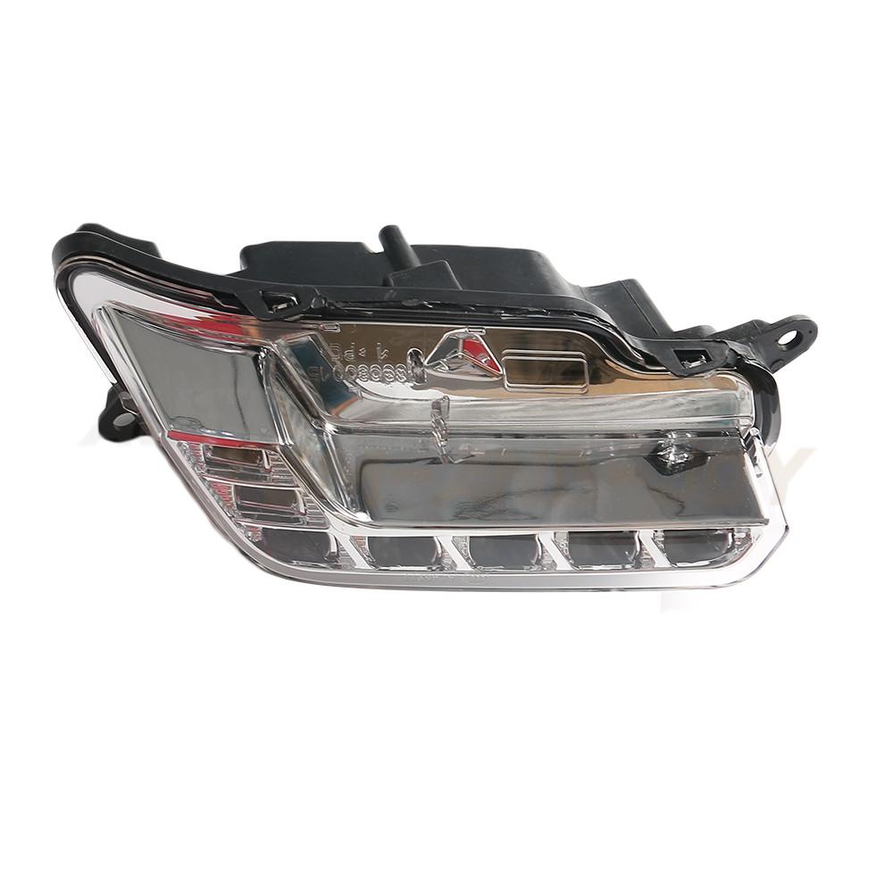 Front Bumper Fog Light Cover Chrome Molding Trim 2128851574 Left Side Fit For Mercedes Benz W212 E350 2012 2013
