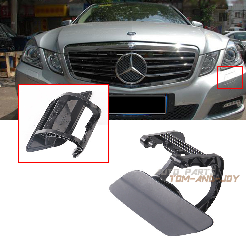 Details about Front Left Headlight Washer Nozzle Cover for Mercedes E-CLASS  W212 E500 E350