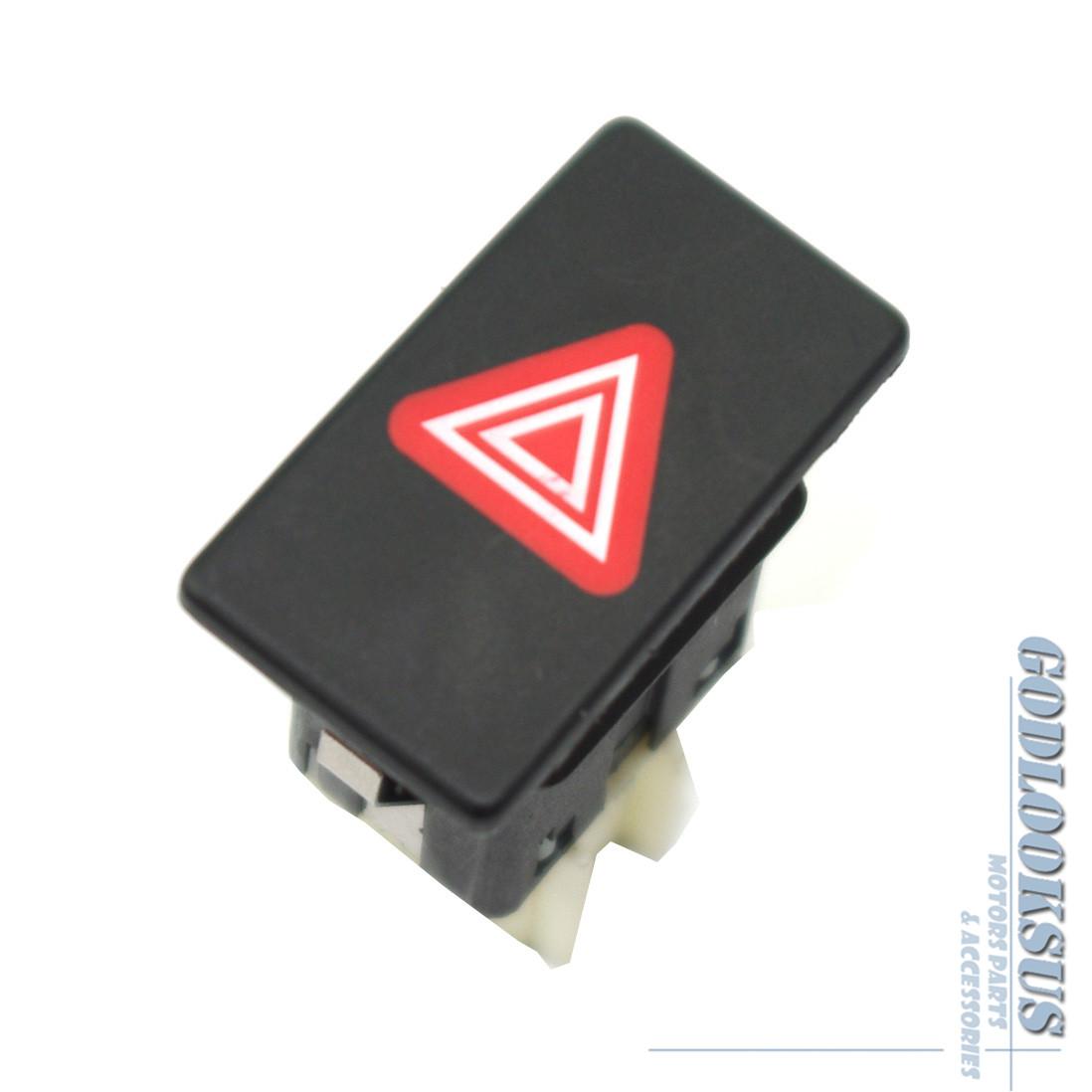 5C6 953 509 A Hazard Flashers Switch Control Button 11-14 VW Jetta MK6 Genuine