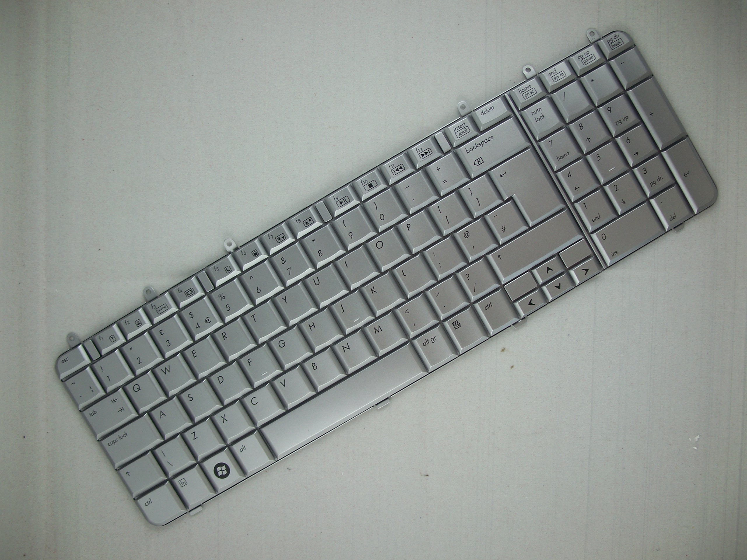 HP DV7-6000 Keyboard