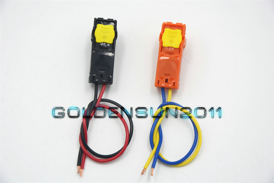 2x Airbag Connector Plugs Clockspring Wires For Subaru Vw Mazda Air Bag Wiring Nissan Toyota
