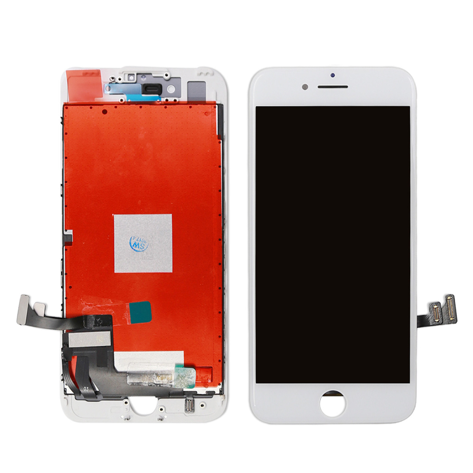 for iphone 7 7 plus replacement lcd screen digitizer touch display assembly ebay. Black Bedroom Furniture Sets. Home Design Ideas