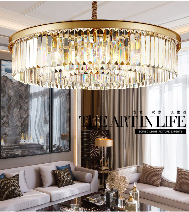 Category lighting style crystal modern comtemporary recommended room fit living room restaurant,corridor,bedroom recommended room size 25 45 ㎡