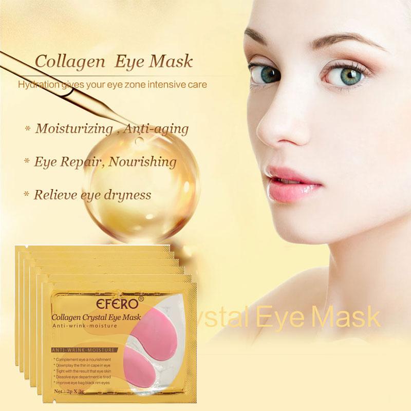 5packs Anti Wrinkle Dark Circle Gel Collagen Under Eye