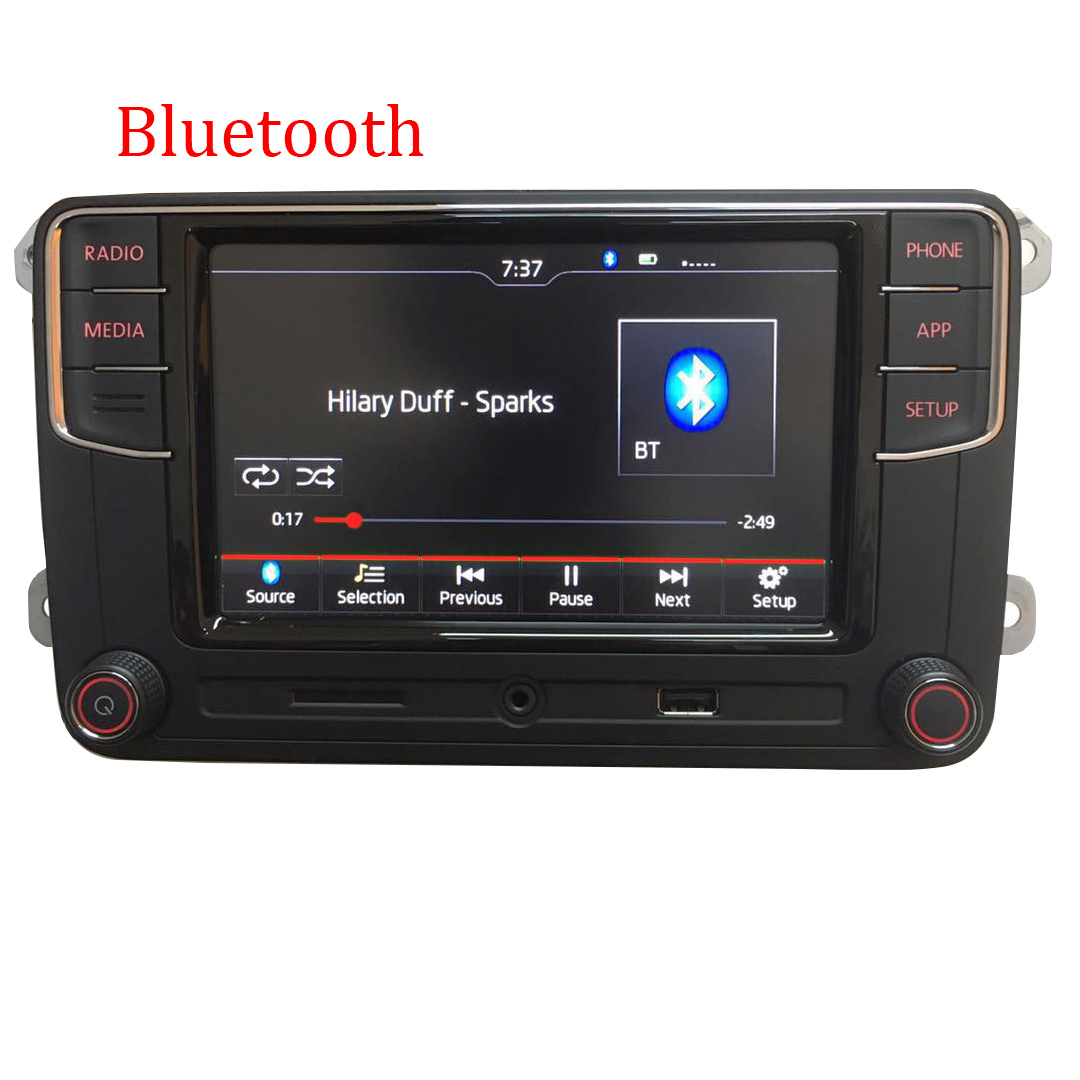 autoradio rcd330 gateway android auto carplay mirrorlink. Black Bedroom Furniture Sets. Home Design Ideas