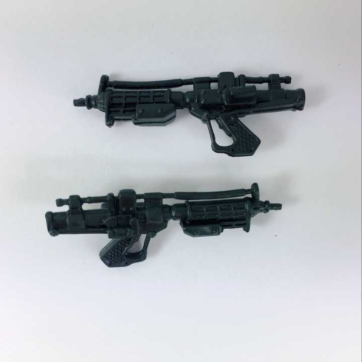 """Lot 10Pcs Star Wars guns weapon for 3.75/"""" clone trooper accessory toy Xmas gift"""