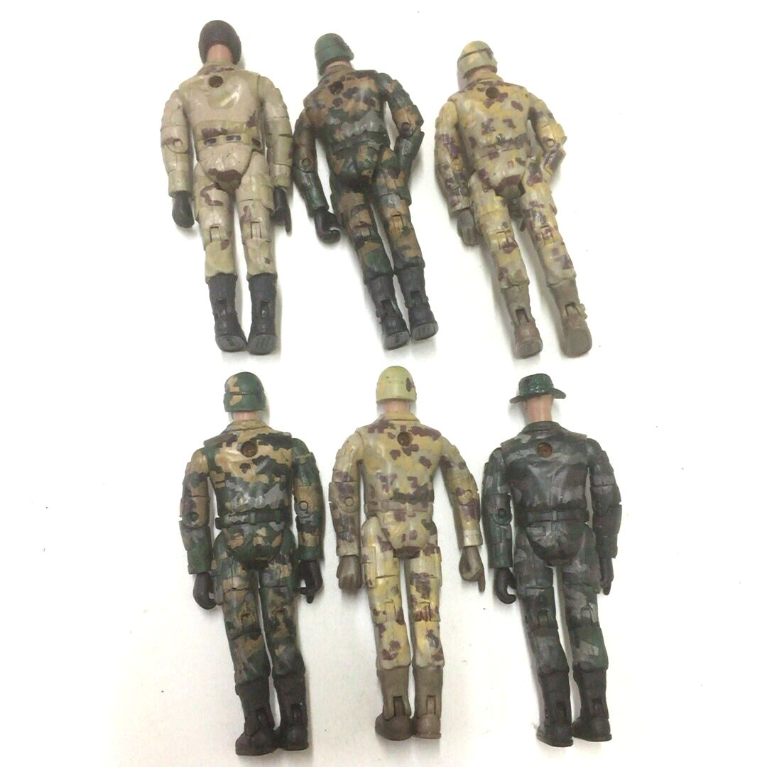 15x 21st Century US Germany WWII Cloth 1:6 for 12/'/' Ultimate Soldier Giocattoli