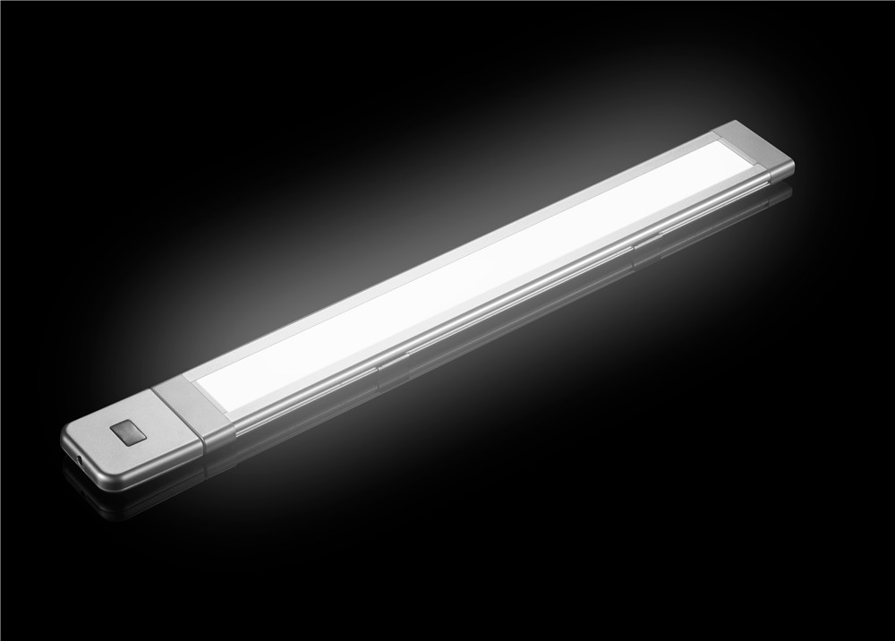 45cm 6W LED Unterbauleuchte Mit Bewegungsmelder Licht Leiste Küche Schrank  Lampe