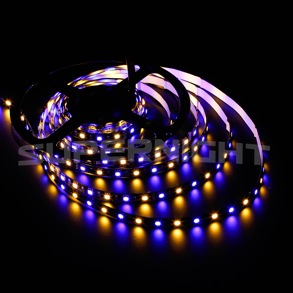 164ft rgbw 5050 smd black pcb 300 led strip light rgbwarm white 164ft rgbw 5050 smd black pcb 300 led strip light rgbwarm white non waterproof aloadofball Image collections
