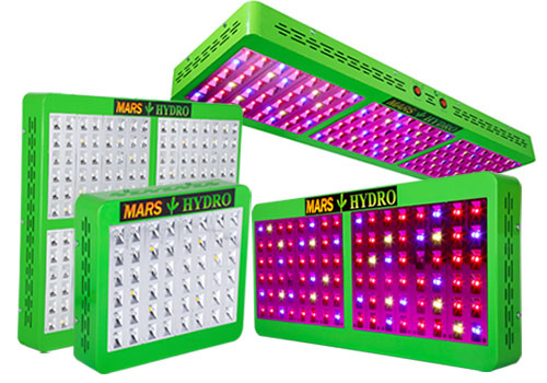 Mars Hydro Creeleds 600w Led Grow Light Panel Best For