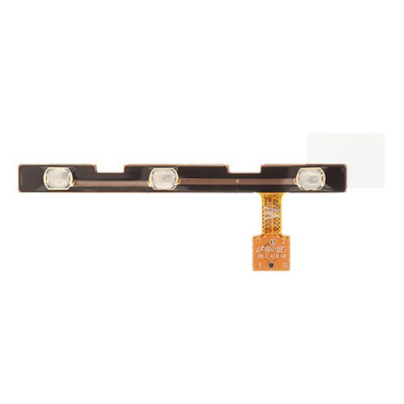 Power Volume Button Flex Cable Repair For Samsung Galaxy Tab 2 10.1 N8000
