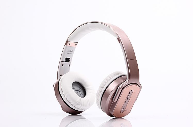Foldable Twist Out Bluetooth Speaker Wireless Headphone