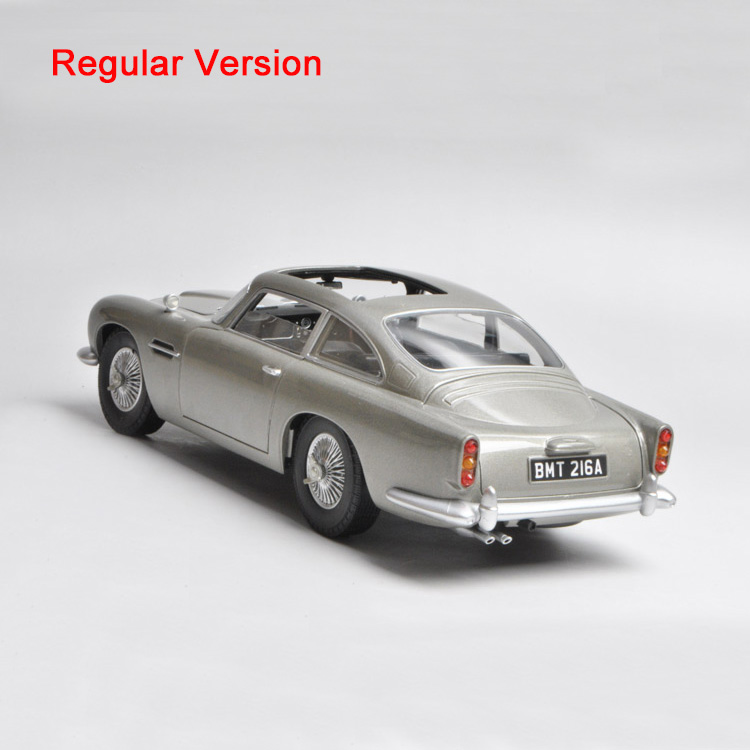 Hot Wheels 1:18 Car Model Aston Martin DB5 JAMES BOND (007