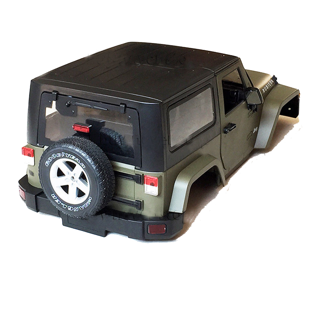 275mm Wheelbase Body Shell For 1:10 RC AXIAL SCX10 Jeep