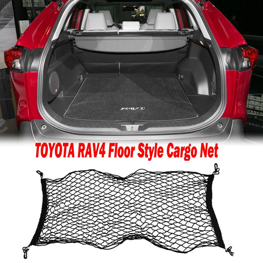 Envelope Style Trunk Cargo Net for Toyota RAV4 2019 2020