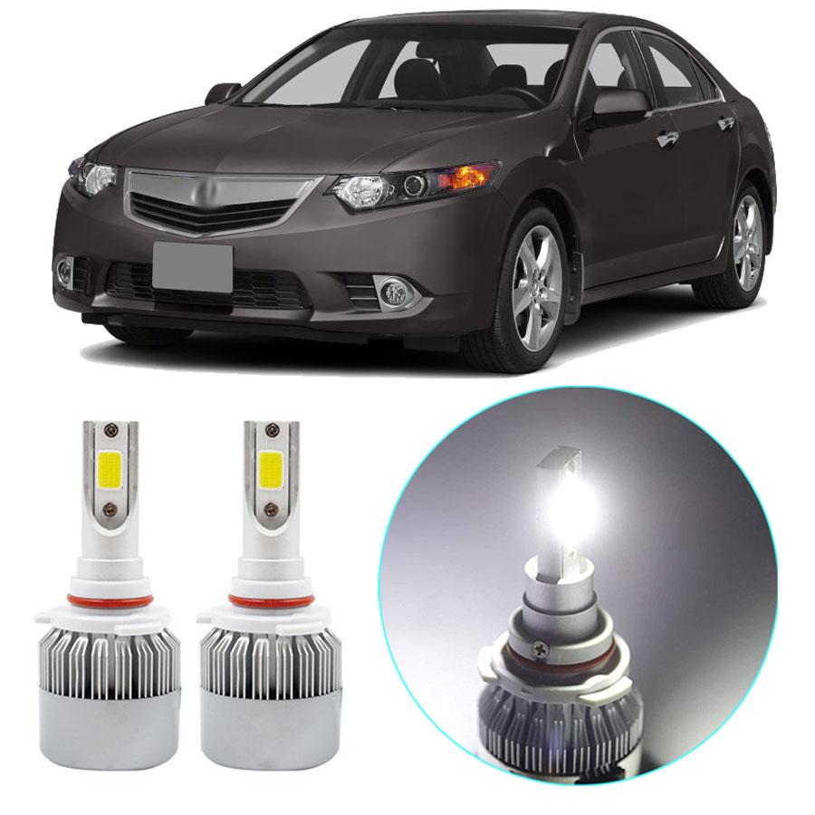 9005 HB3 LED Headlight Conversion Kit High Beam Bulbs For