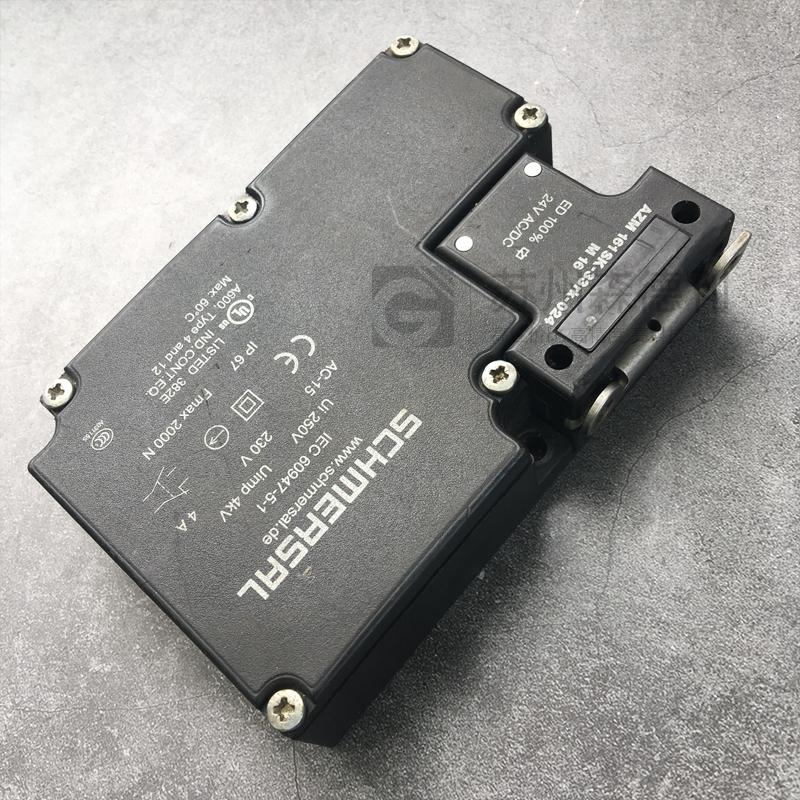 Rechn. inkl. MwSt. Schmersal Sicherheitsschalter AZM 161SK-33rk-024-M16