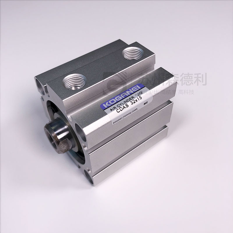 Koganei CDAS32x15 Pneumatic Air Cylinder 32mm Bore x 15mm Stroke ZE155 Switches