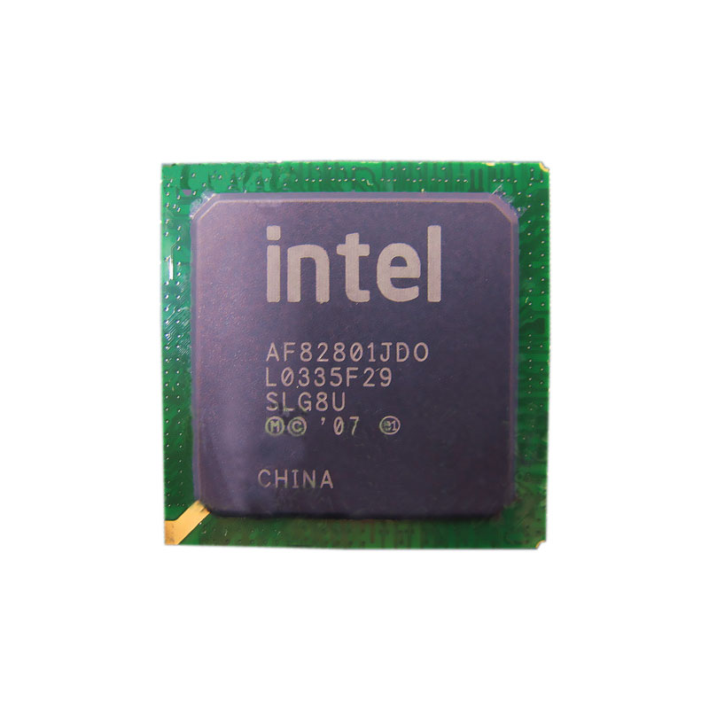 INTEL SLGFN SU9600 BGA IC Chip with Balls