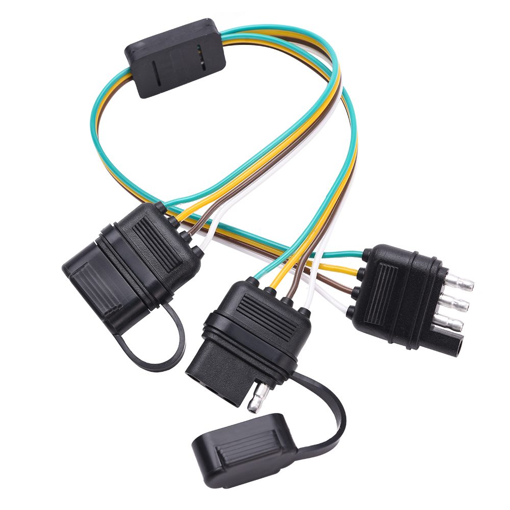 4pin Flat Trailer Wiring Harness Y