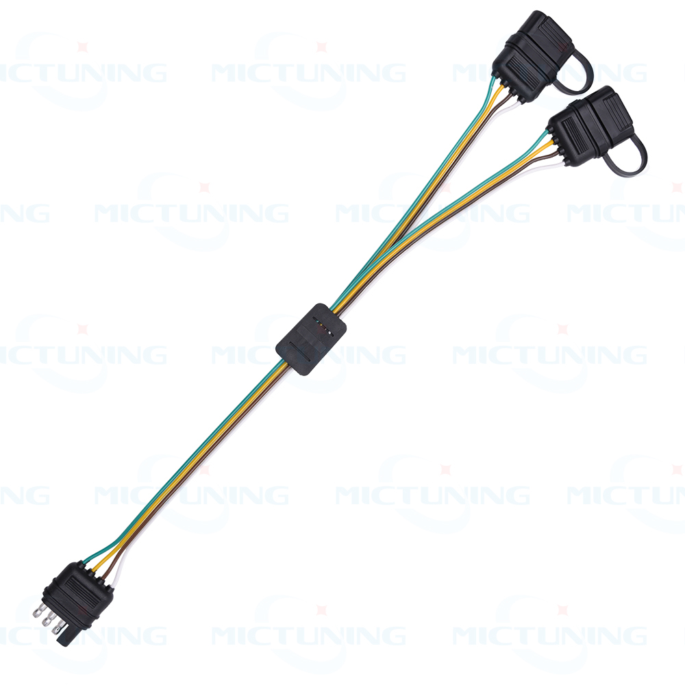trailer light wiring diagram 4 pin 7 pin plug house 4 pin 5 wire wiring diagram 7 pin to 4 pin plug adapter wiring diagram #4