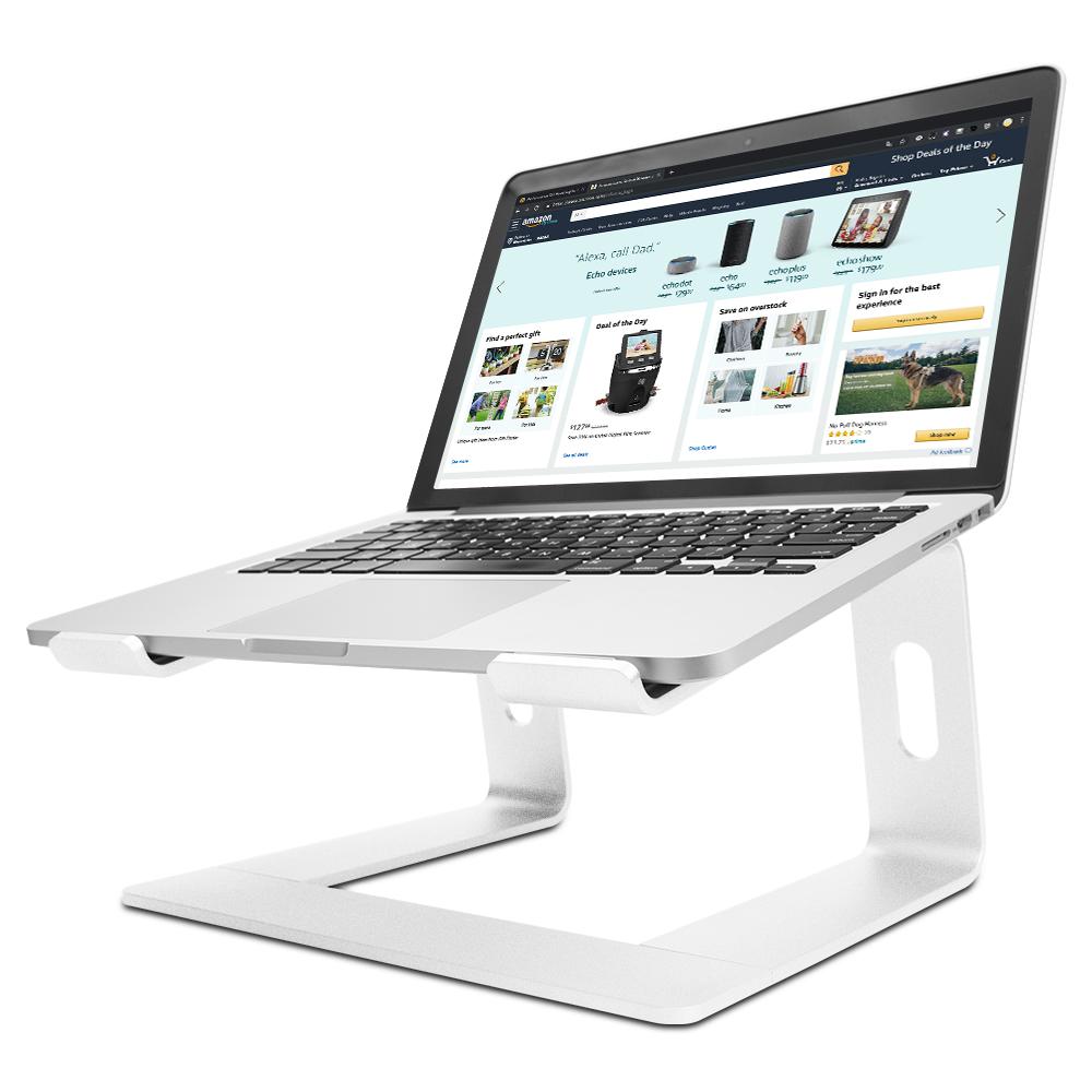 Portable Laptop Tablet Stand Notebook Riser Holder Ergonomic For ipad Adjustable