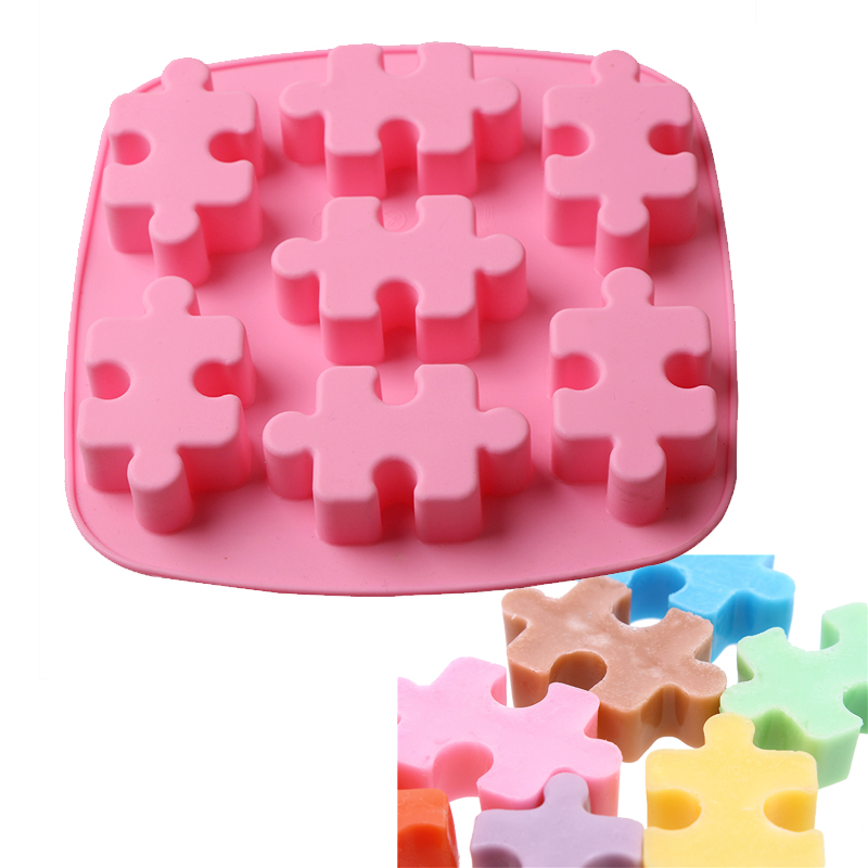 Cake Decorating Animal Molds : 3D Animal Silicone Cake Decorating Mold Candy Cookie ...