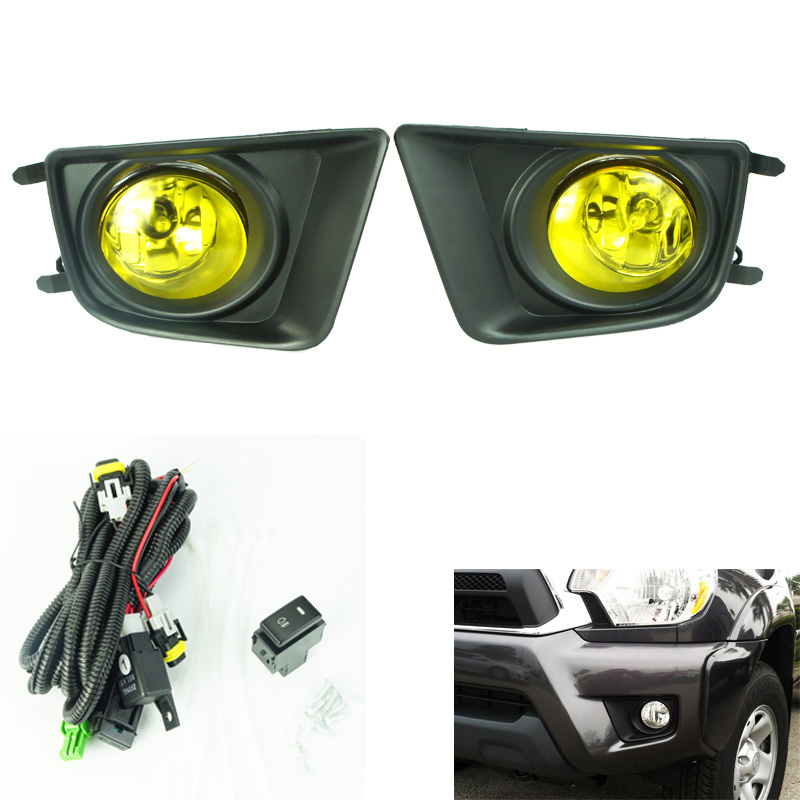 Fog Light For Toyota Tacoma 2012 2015 Fog Lamps Yellow