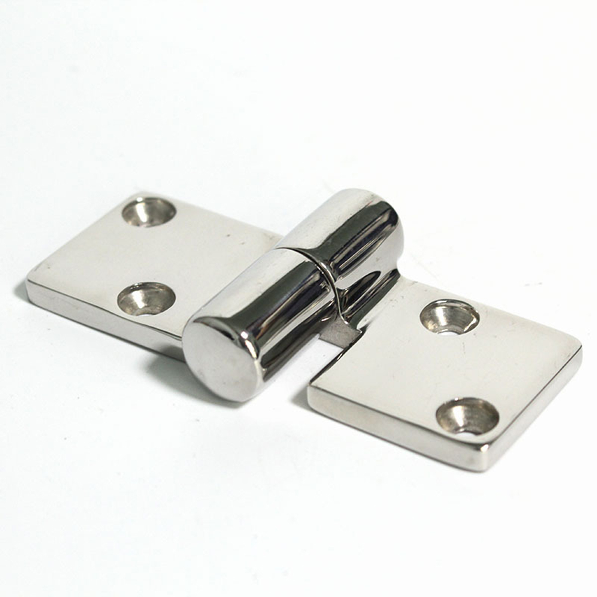 2pcs 316 Stainless Steel Boat Door Lift-off// Take-Apart Hinge Right Hand