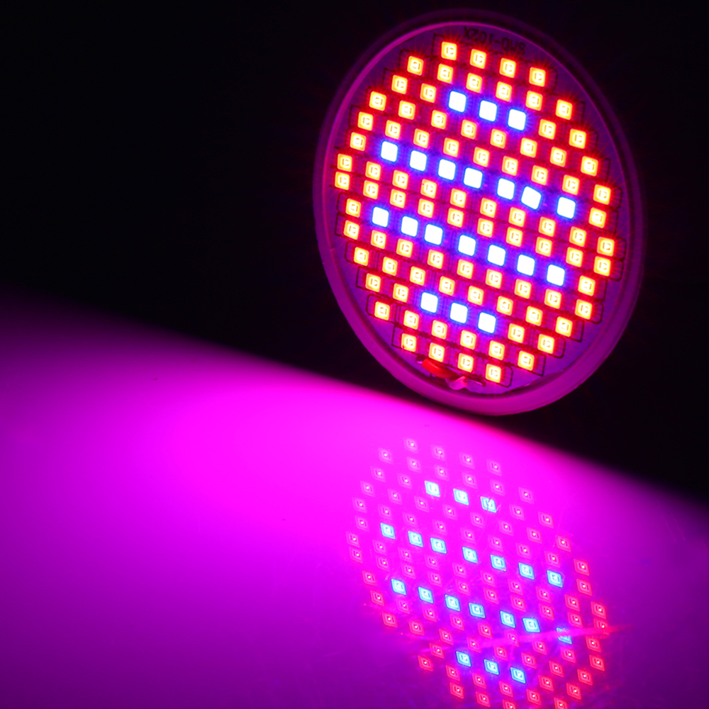 4 20pcs 106 Led Grow Light Bulbs E27 Red Blue Growing Lamp