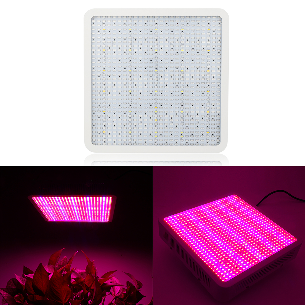 800W LED Grow Lampe Vollspektrum LED Wachstumslampe Pflanzenlicht ...