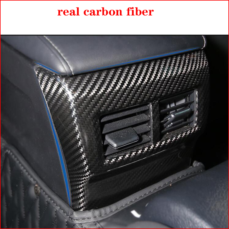 Carbon Fiber Side Air Vent Outlet Frame Trim For LEXUS IS250//300//350//200T 14-18
