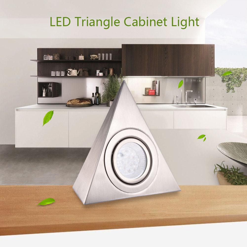 4X LED Unterbauleuchte Set Küchenleuchte Unterbaustrahler Strahler ...