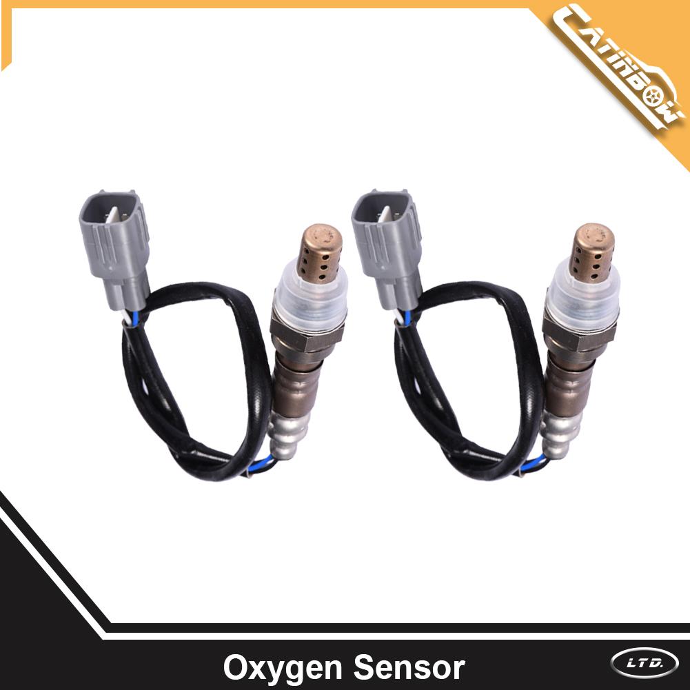 2pcs Oxygen Sensor Up Downstream For Toyota Camry Lexus ES300 Avalon 234-4260