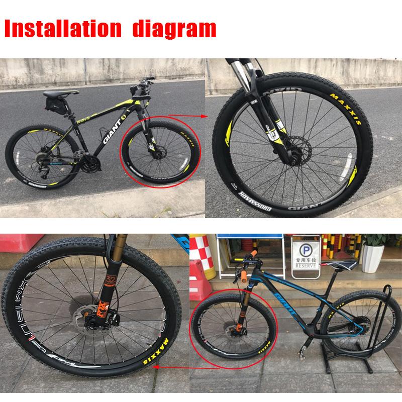 MAXXIS mtb bike tire CROSS MARK Bicycle fold tire Mountain bike Ultralight tyre