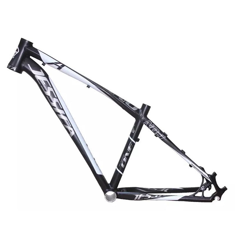 """JESSICA Rahmen 17/"""" Aluminiumlegierung Disc 1600g Ultraleichtes MTB Fahrradrahmen"""