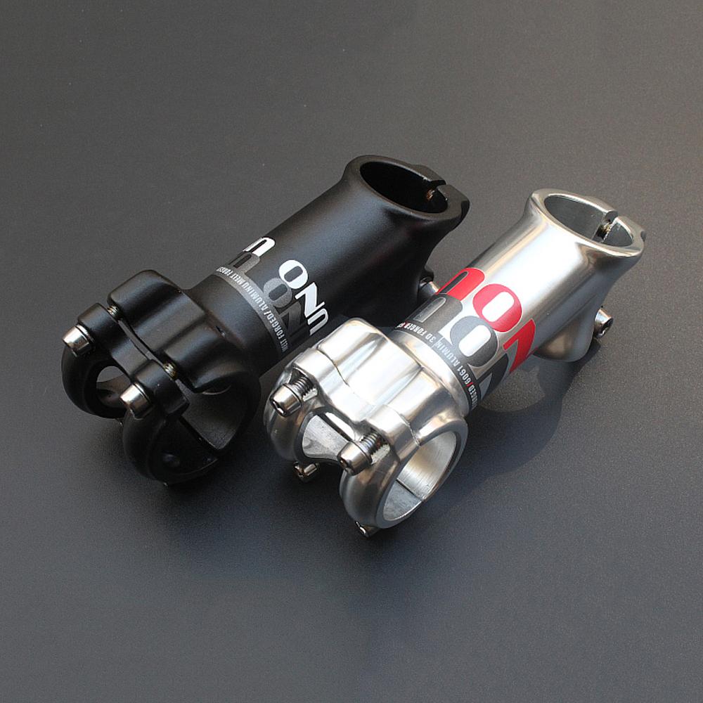 UNO Aluminum stems 17° MTB Road Bike handlebar Bicycle bar Stem 31.8*70-130