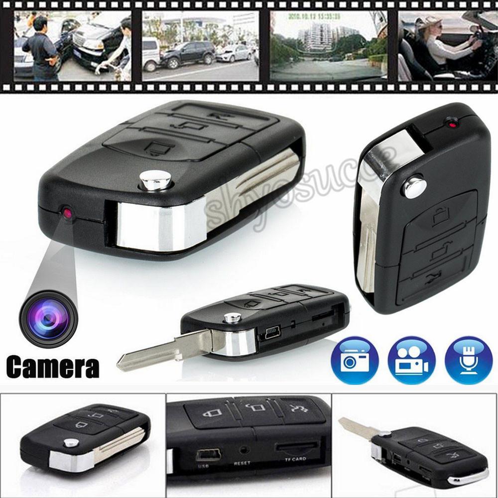 Vista Schlüsselanhänger 1080P Mini Versteckte DV Kamera Video für Windows
