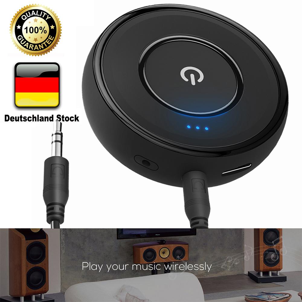 bluetooth audio empf nger wireless musik receiver. Black Bedroom Furniture Sets. Home Design Ideas