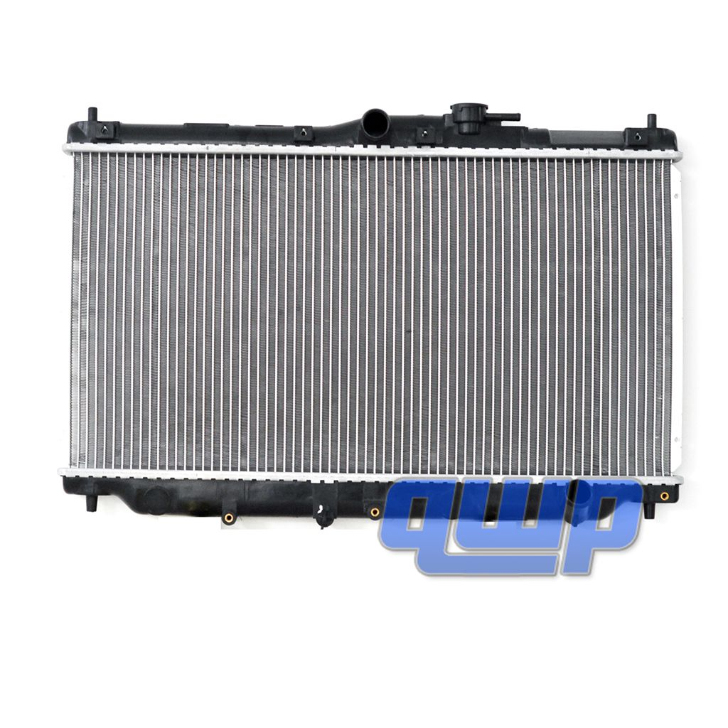 New Radiator For Honda Accord Prelude 2.2L L4 Manual Transmission CU19