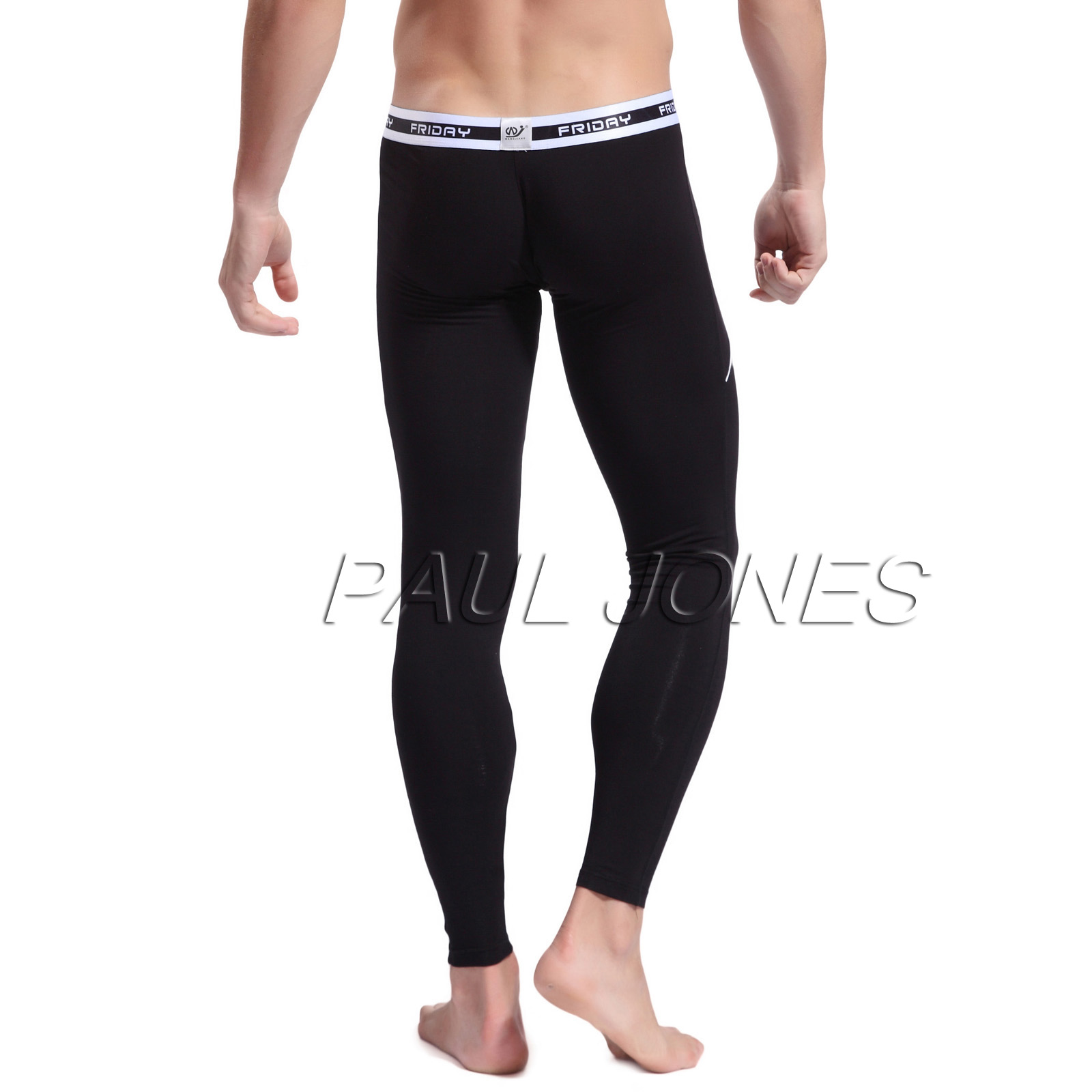 Mens Thermo Underwear Bottoms Inner Wear Under Pants Long Johns ...