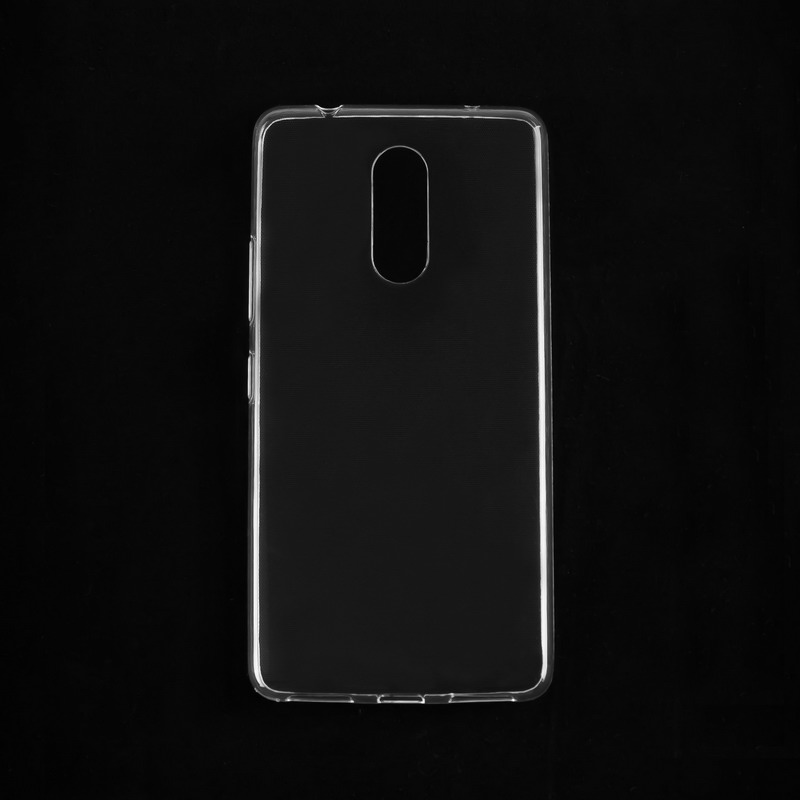 Cover Case For Lenovo K6 Note Soft Back Ultra Thin Slim TPU Clear Silicone Skins